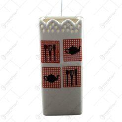 Umidificator de calorifer realizat din ceramica - Design Kitchen - Difertite culori (Tip 1)