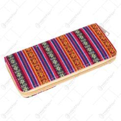 Portofel realizat din material textil - Design Traditional - Diferite modele