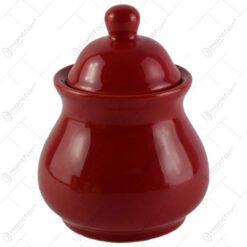 Doza pentru zahar realizata din ceramica - Diferite culori