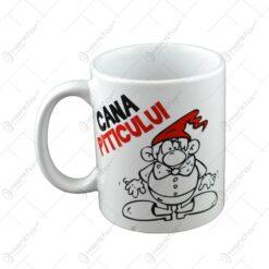 Cana Funny Mug- Piticului