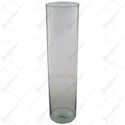 Vaza in forma cilindrica realizata din sticla (Model 3)