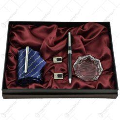 Set cadou pentru barbati cu 4 accesorii - Diverse modele