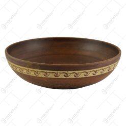 Bol realizat din ceramica - Design traditional
