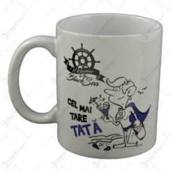 "Cana realizata din ceramica - ""Cel mai tare tata"" - Welcome to the Black Sea"