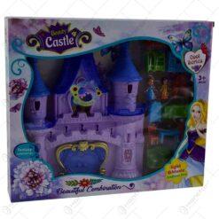 Set jucarie pentru fetite - Castel cu printese si accesorii