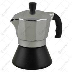Espressor cafea pentru aragaz -Pentru 3 cesti