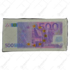 Servetele nazale realizate din hartie - Design 500 Euro