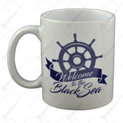 Cana realizata din ceramica - Welcome to the Black Sea