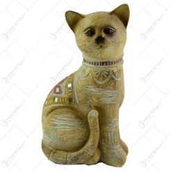 Figurina realizata din rasina in forma de pisica (Model 1)