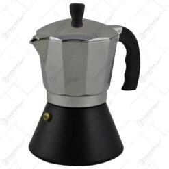 Espressor cafea pentru aragaz -Pentru 6 cesti