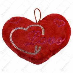 Inima realizata din plus - Design Love (Model 3)