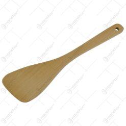Spatula realizata din bambus pentru pregatirea mancarurilor (Model 1)