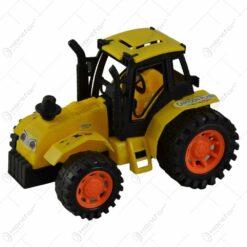 Jucarie realizata din plastic - Tractor - Diverse modele (Model 1)