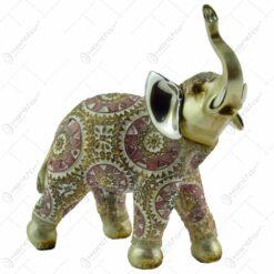 Figurina realizata din rasina in forma de elefant (Model 3)