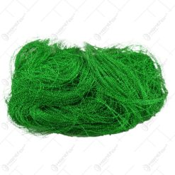 Ghirlanda verde cu fir textilat