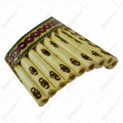 Nai realizat din lemn cu 9 tuburi - Diverse modele