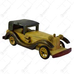 Masina realizata din lemn (Model 3)