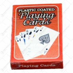 Set carti de joc in cutie de carton