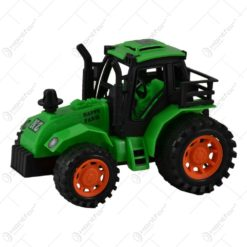 Jucarie realizata din plastic - Tractor (Model 5) - Diverse modele