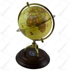Glob pamantesc rotativ (Model 1)