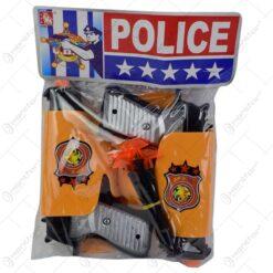 Set jucarie pentru baieti - Pistoale de politist
