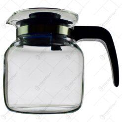 Ceainic realizat din sticla termorezistenta ( 650 ML)