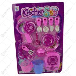 Set jucarie pentru fetite - Accesorii bucatarie