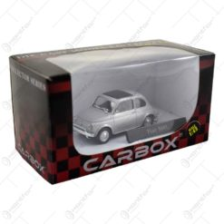 Macheta auto Fiat 500L scara 1:43