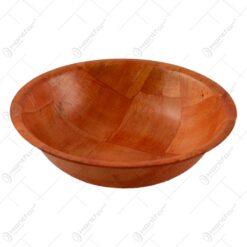 Salatiera realizata din bambus - Mic II (Tip 5)
