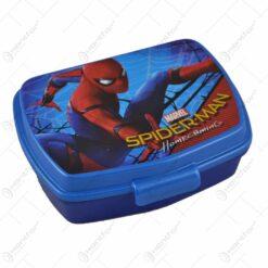 Cutie pentru sandwich - Design Spiderman
