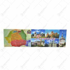 Magnet de frigider realizat din material plastic - Design Romania