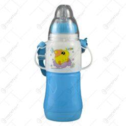 Termos pentru copii realizat din material plastic - Diferite modele