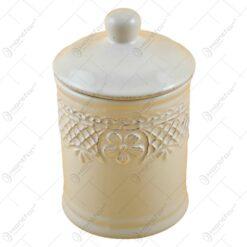 Recipient pentru condimente realizat din ceramica - 14 CM