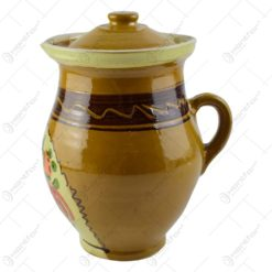 Carafa din ceramica pentru lapte