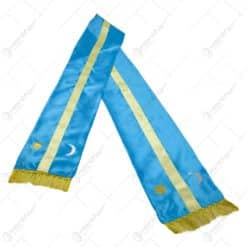 Fular realizat din material textil - Design Drapelul Secuiesc