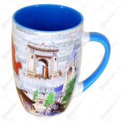 Cana realizata din ceramica - Design Monumente Istorice Din Romania - Diferite modele