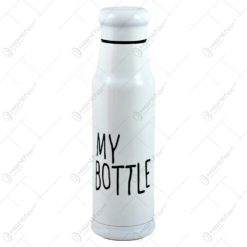 Sticla pentru bauturi realizata din plastic - Diverse modele (Model 2)