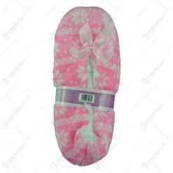 Papuci de casa tip balerini - Diverse culori