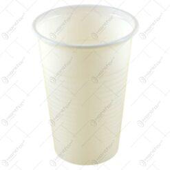 Set 20 pahare de unica folosinta realizate din plastic (3 DL)