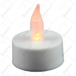 Set 2 candele cu led pentru decor