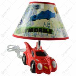 Veioza pentru copii in forma de masina - 2 modele