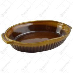 Tava din ceramica pentru cuptor 31 cm