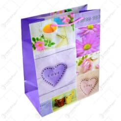 Punga pentru cadou - Design Love - Diverse modele (Model 1)