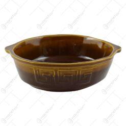 Tava din ceramica pentru cuptor 21 cm