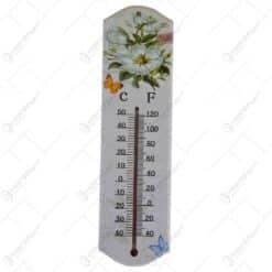 Termometru realizat din lemn - Lavanda Casuta - Diferite modele