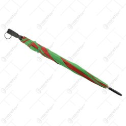 Umbrela tip baston - Design Multicolor - Diferite culori (Tip 1)
