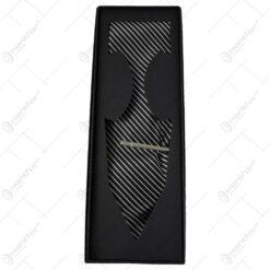 Set cadou cravata cu ac pentru barbati - Diverse modele