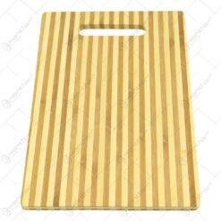 Tocator realizat din bambus