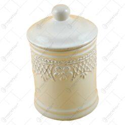 Recipient pentru condimente realizat din ceramica - 16 cm