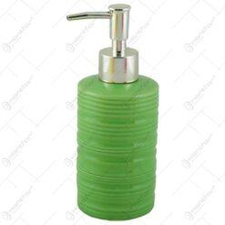 Dozator sapun din ceramica mare - Diferite culori